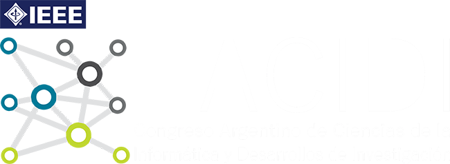 CACIDI IEEE - Congreso Argentino de Ciencias de la Informática y Desarrollos de la Investigación