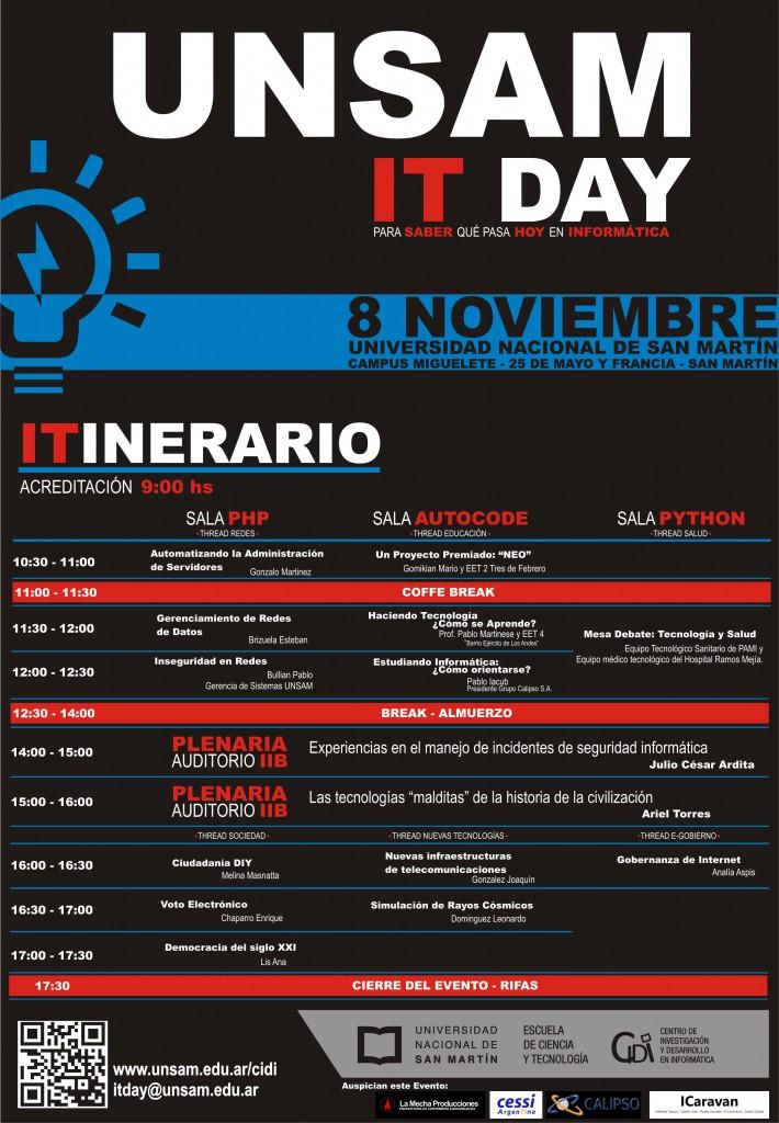 ITnerario SPONSORS