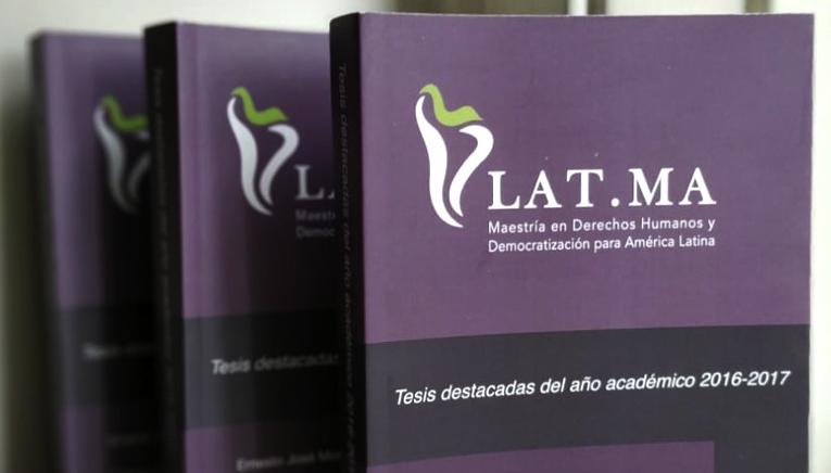 TESIS DESTACADAS 2016-2017 EN LA 45ª FERIA INTERNACIONAL DEL LIBRO DE BUENOS AIRES