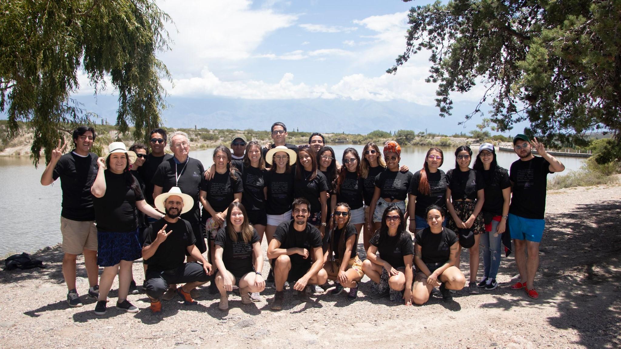 Estudiantes de LATMA comparten experiencias con Comunidad Indígena de Amaicha del Valle