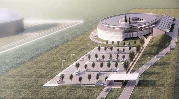 Proyecto edificio central Y-TEC