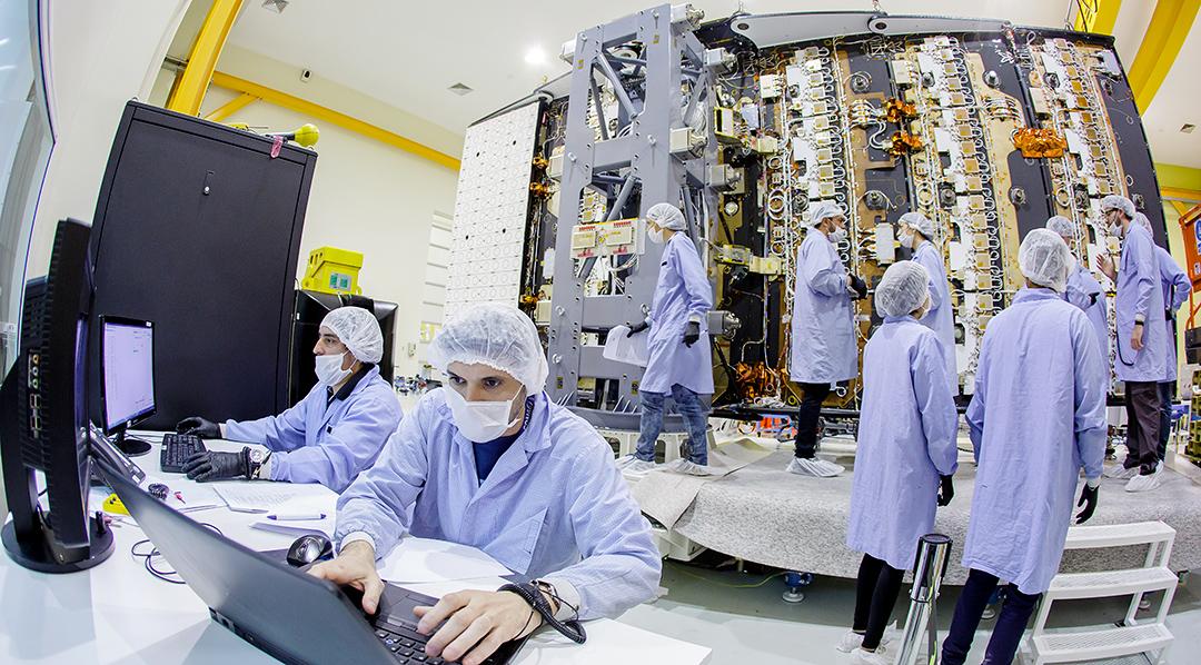 SAOCOM 1A y SAOCOM 1B - Satélites hechos en Argentina 4