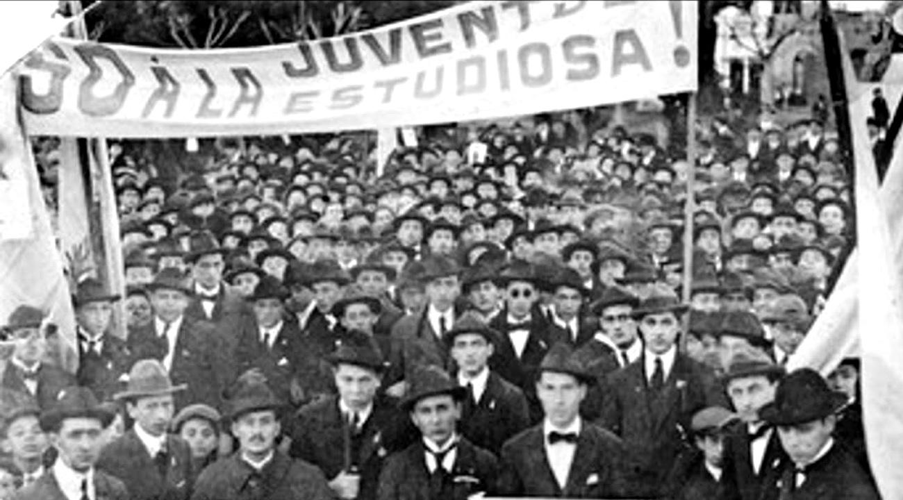 Resultado de imagen para protestas estudiantiles en 1905