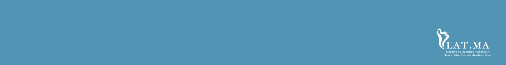 TESIS DE MAESTRÍA: COHORTE 2012 – 2013