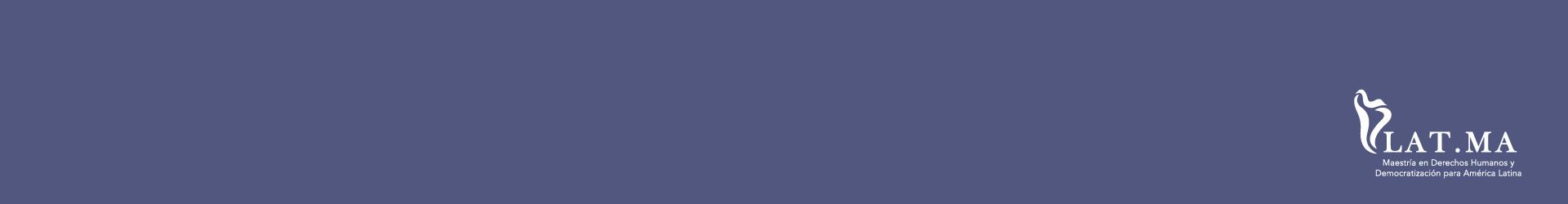TESIS DE MAESTRÍA: COHORTE 2013 – 2014