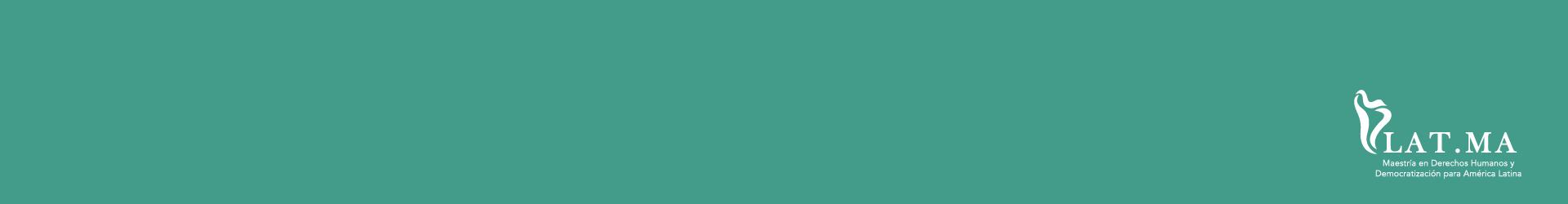 TESIS DE MAESTRÍA: COHORTE 2017 – 2018