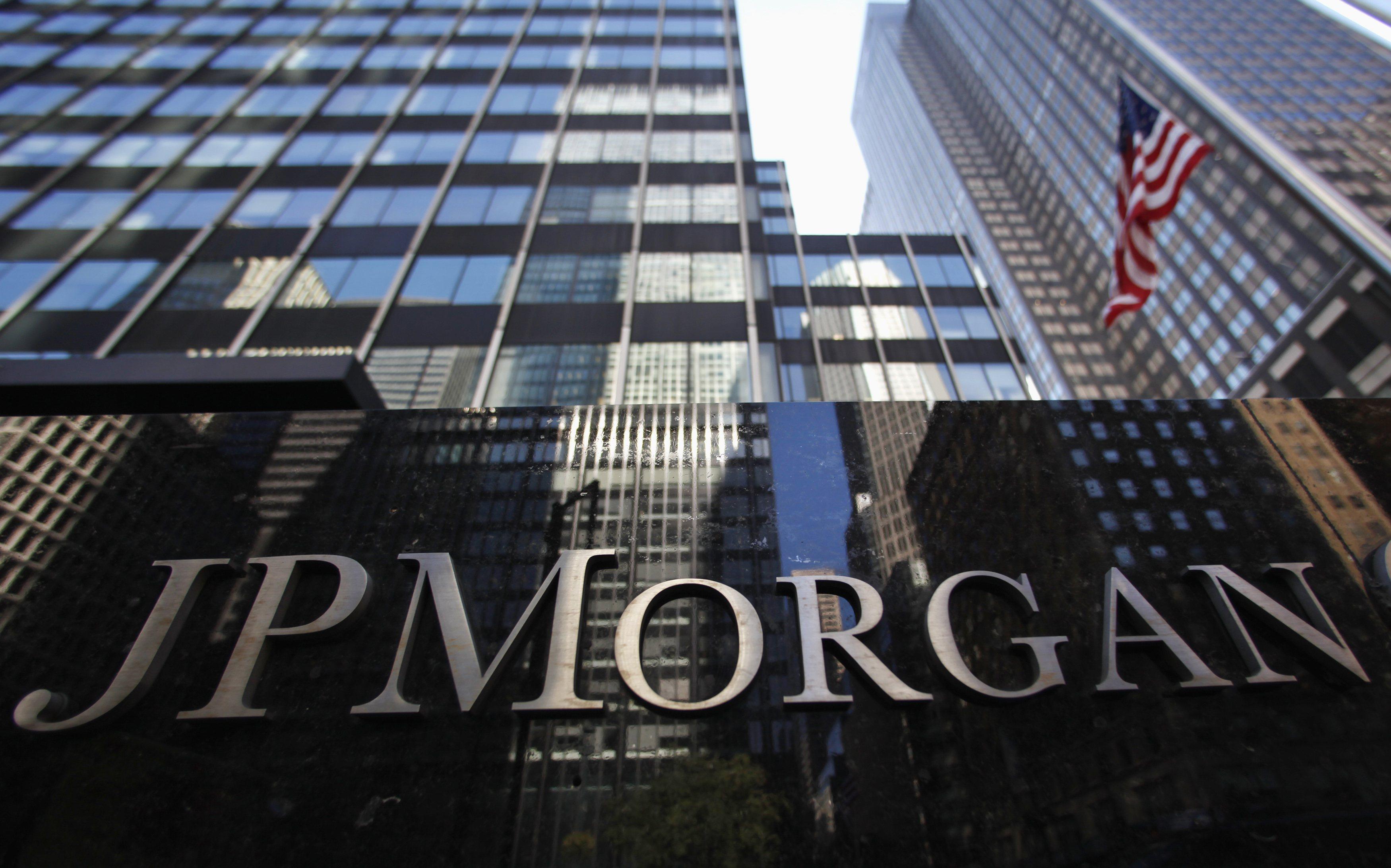 JP Morgan y el escándalo de los