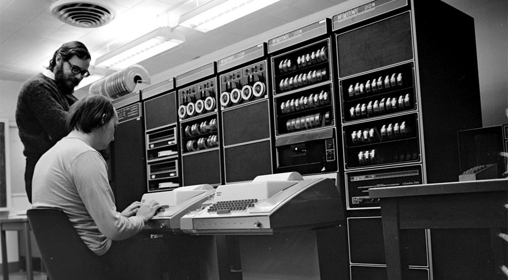 """Bell Telephone Laboratory Circa 1970, referencia de J. Sabato como """"fábricas de tecnología"""" a reproducir en el país."""