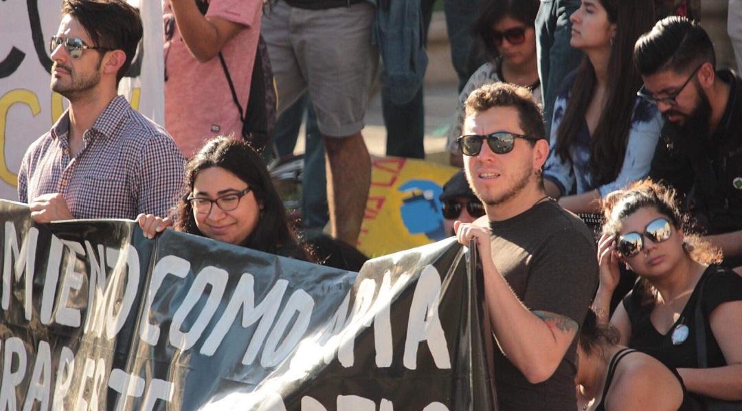 """Juan José Berger, sociólogo chileno: """"Pocas personas entienden lo que son capaces de hacer los cientistas sociales, lo que se traduce en tener menos fondos y menos interés de parte de la política pública""""."""