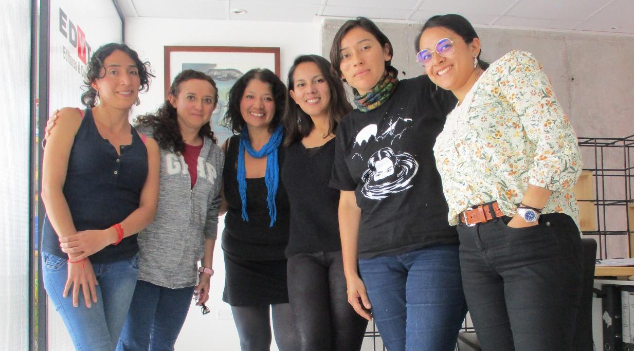 Uno de los puntos fuertes de la Red Ecuatoriana de Mujeres Científicas (REMCI) es la interacción en redes sociales, donde difunden tanto el trabajo de las mujeres en ciencia como datos sobre la desigualdad de género en el área.