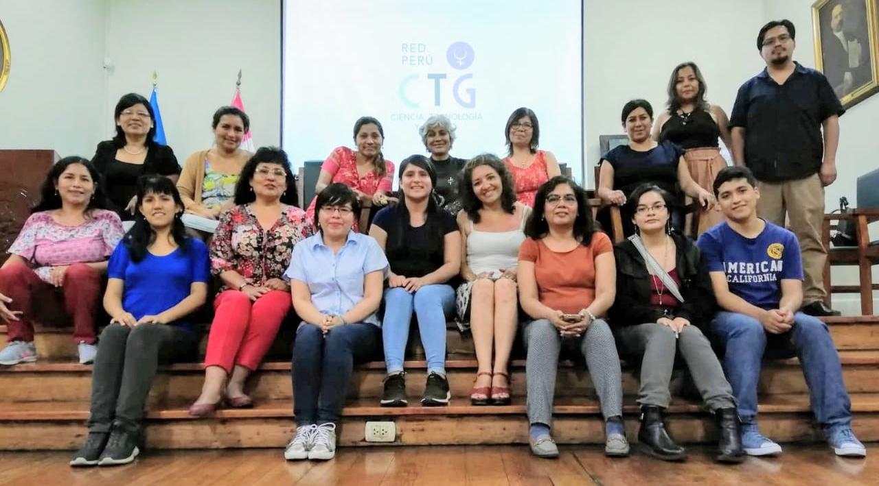 La Red Peruana de Ciencia, Tecnología y Género se lanzará oficialmente el próximo 20 de febrero en la Pontificia Universidad Católica del Perú.
